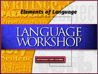 Language Workshop screenshot